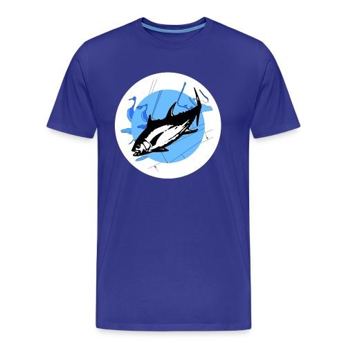 T-Shirt  *any colour* Deep Mission Front-logo NEW! - Men's Premium T-Shirt