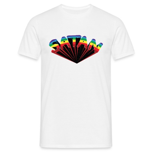 Tolerant Satan - Männer T-Shirt