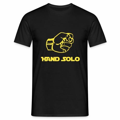 Hand Solo - Maglietta da uomo