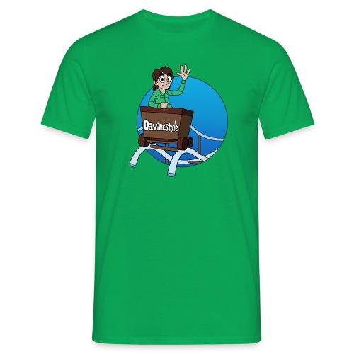 Achtbaan Logo Shirt (MAN) - Mannen T-shirt