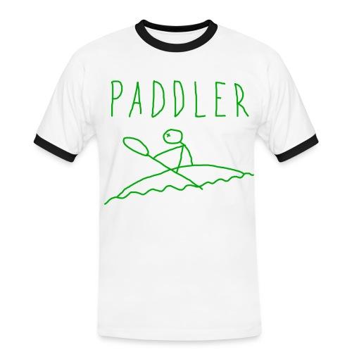 Camiseta Paddler Jogo Bonito - Camiseta contraste hombre