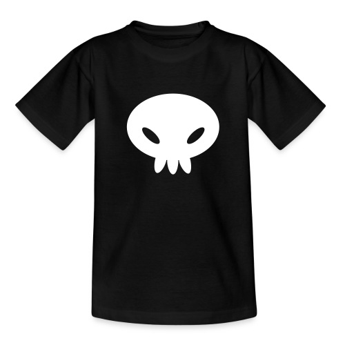 Octo White Kid - Teenage T-Shirt
