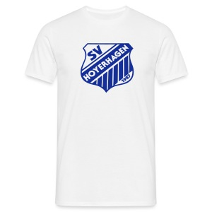 T-Shirt Basic Herren inkl. Rückentext - Männer T-Shirt