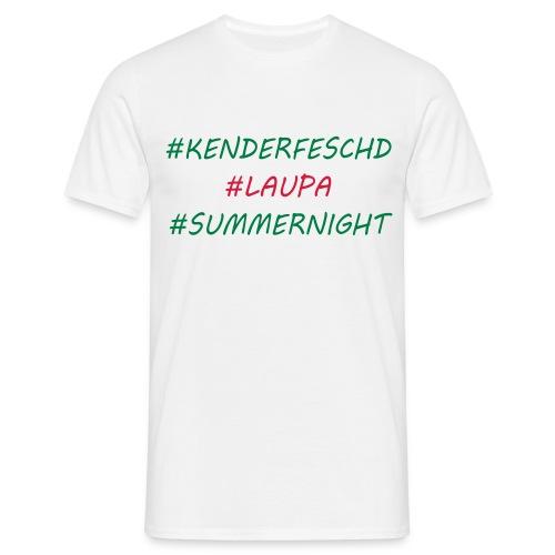Kenderfeschd Laupheim - Männer T-Shirt
