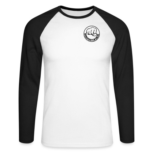 IRONSPORTSWEAR - Männer Baseballshirt langarm