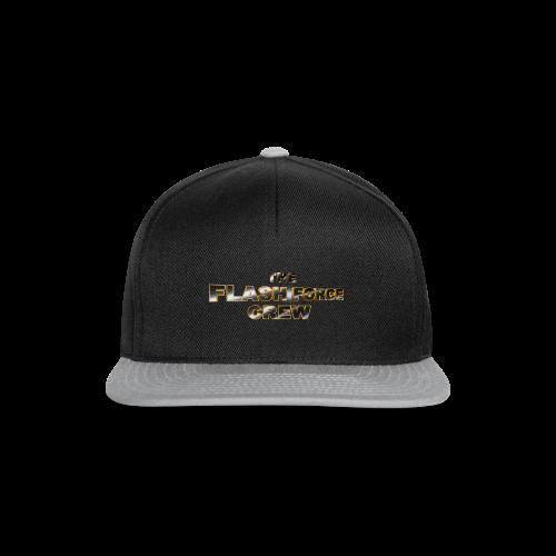 Flash Force Crew Cap - Snapback Cap