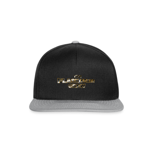Flash Force Crew Cap - Snapback Cap