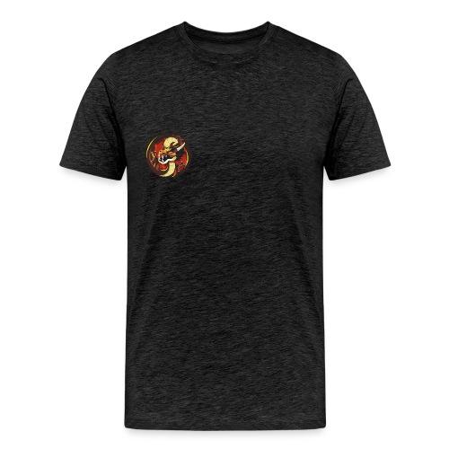 Logo Pocket Shirt - Männer Premium T-Shirt