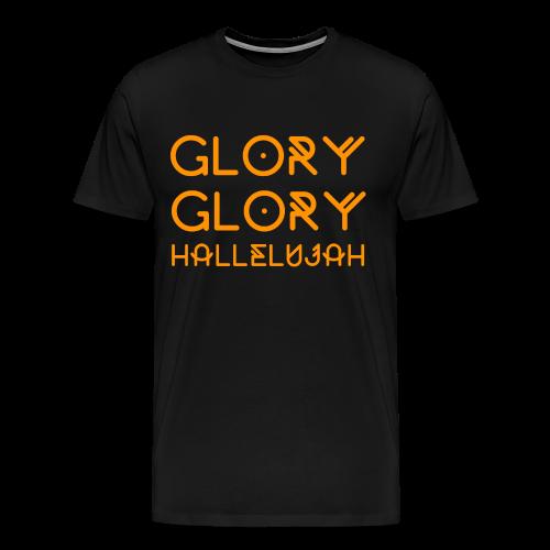 Glory Glory Hallelujah T-shirt - Herre premium T-shirt