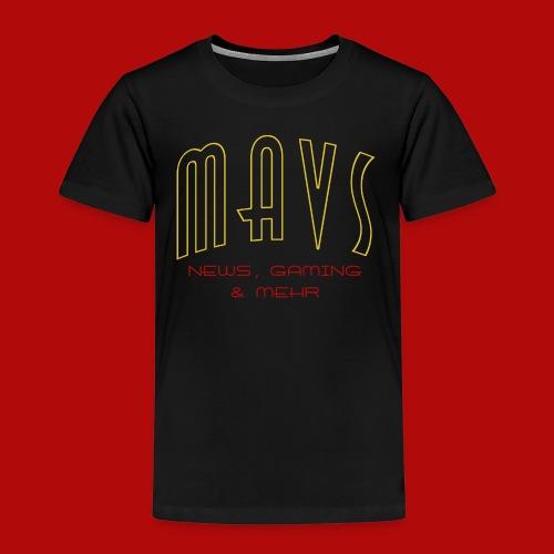Unisex Kinder Premium Shirt Mavs in the 40s - Kinder Premium T-Shirt