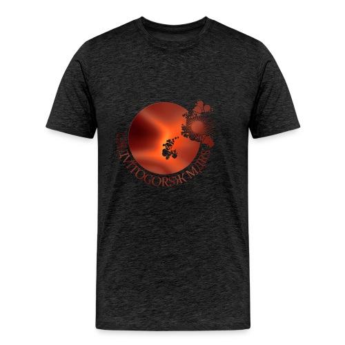 Gravitogorsk-Mars - Men's Premium T-Shirt