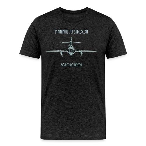 Dynamite Jet Saloon - Men's Premium T-Shirt