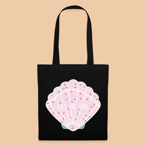 Kiss the girl - Tote Bag