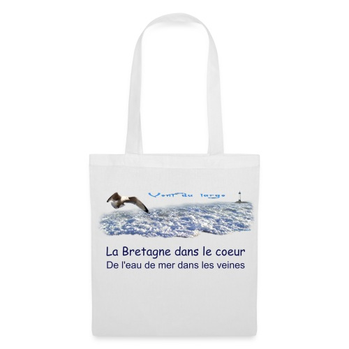 Sac vent du large - Tote Bag