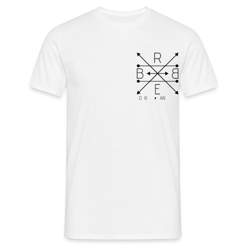 BRBE - Maglietta da uomo