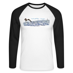 Vent du large 3 light - T-shirt baseball manches longues Homme