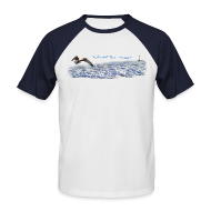 Tee shirts ~ Tee shirt baseball manches courtes Homme ~ Vent du large 4 light
