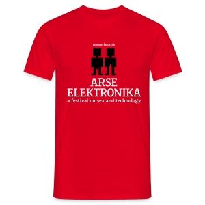 arse elektronika - Men's T-Shirt