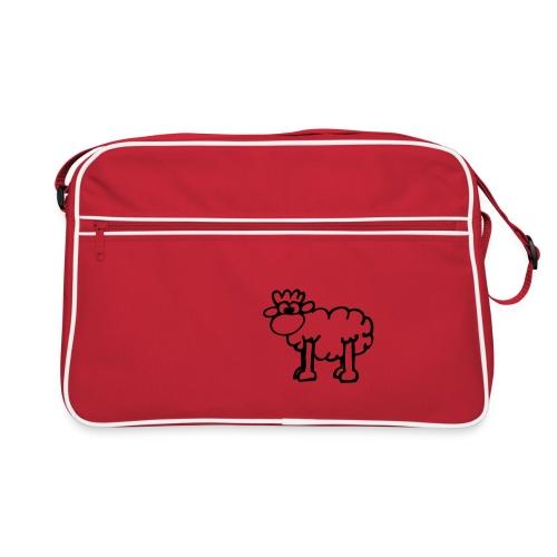 sheep Tasche - Retro Tasche
