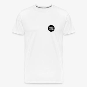 PUNX circle Tee - Men's Premium T-Shirt