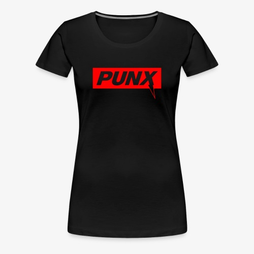 PUNX red label-black Tee - Woman - Women's Premium T-Shirt