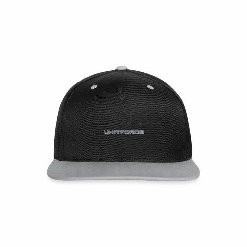 Unitforce Konstrast Cap - Kontrast Snapback Cap