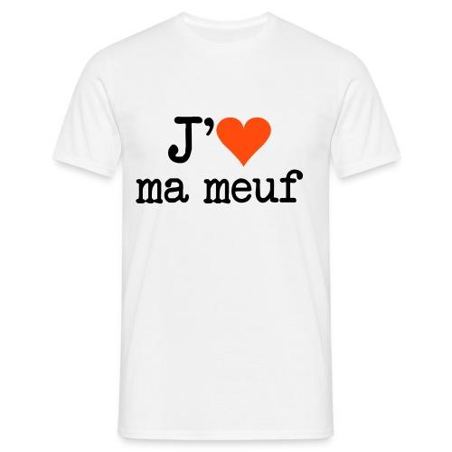 TS ma meuf - T-shirt Homme