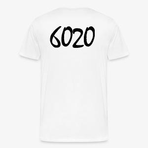 CREW 6020 - Männer Premium T-Shirt