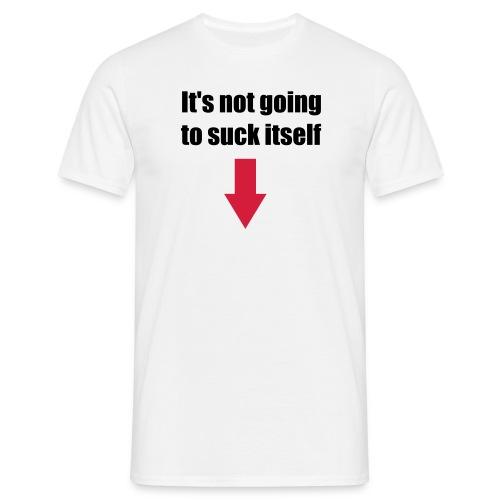 Blow Job 2 - Men's T-Shirt