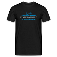 T-Shirts ~ Men's T-Shirt ~ Flash Forward (Preferred Book) Various Colours