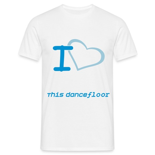 i love this dancefloor - T-shirt Homme