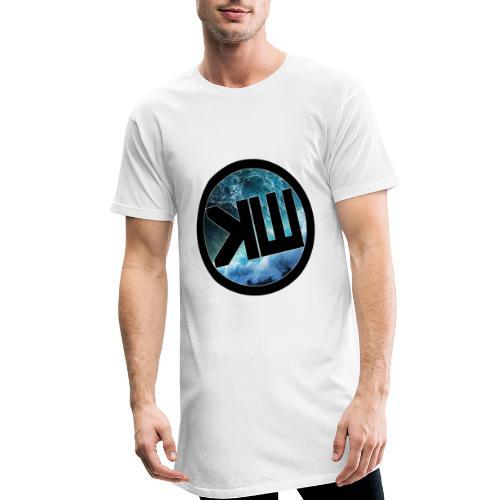 Long T-SHirt White KW23 - T-shirt long Homme