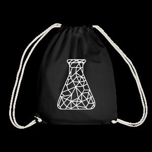 Low Poly Flask Bag - Turnbeutel