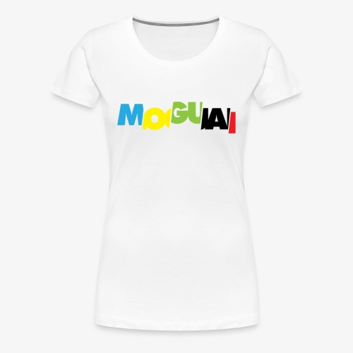MOGUAI color-advanced Tee - Woman - Women's Premium T-Shirt