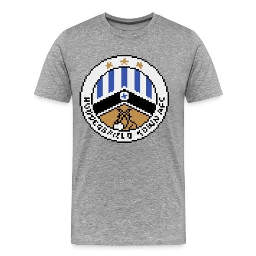 2000 HTFC Badge T-shirt - Men's Premium T-Shirt