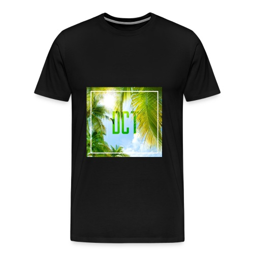 DCT NEW MERCH - Men's Premium T-Shirt