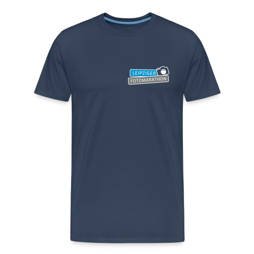 Männer Premium T-Shirt navy - Männer Premium T-Shirt