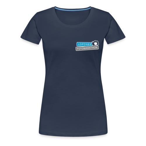 Frauen Premium T-Shirt navy - Frauen Premium T-Shirt