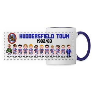 1982/83 HTFC Mug - Panoramic Mug