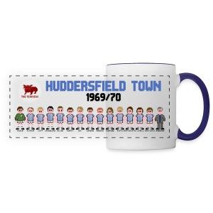 1969/70 HTFC Mug - Panoramic Mug