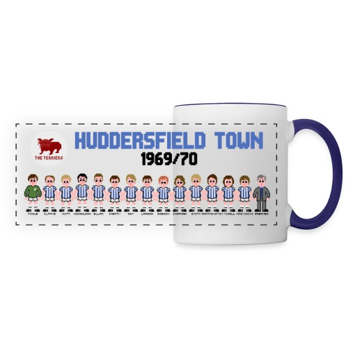1969/70 HTFC Mug - Panoramic Mug