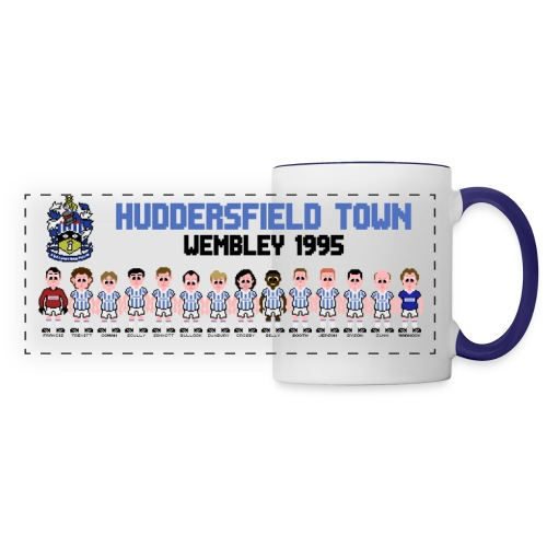 Wembley 1995 HTFC Mug - Panoramic Mug