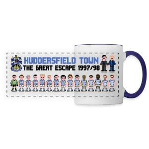Great Escape 1997/98 HTFC Mug - Panoramic Mug