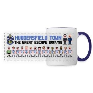 Great Escape 1997/98 HTFC Mug - Panoramic Mug