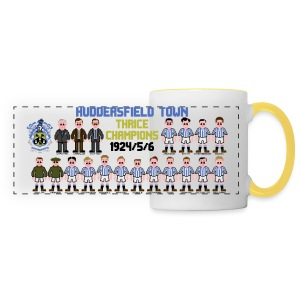Thrice Champions HTFC Mug - Panoramic Mug