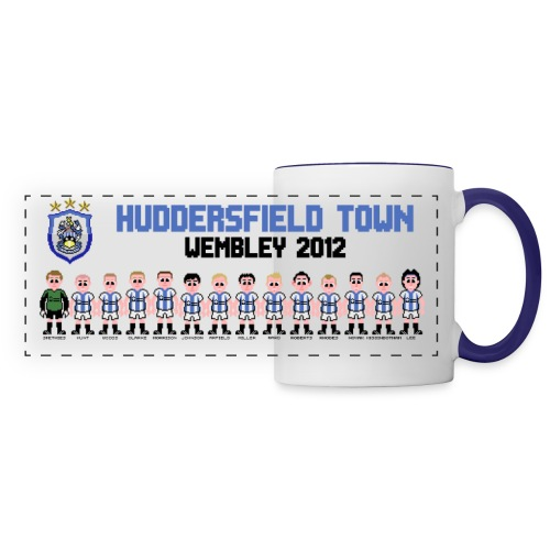 Wembley 2012 HTFC Mug - Panoramic Mug