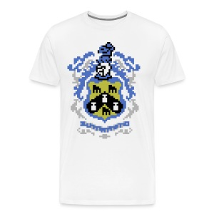 1920s HTFC Badge T-shirt - Men's Premium T-Shirt