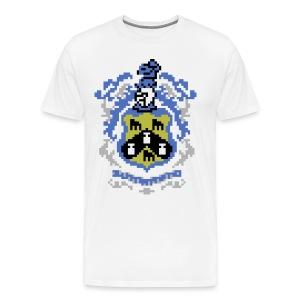 1920s HTFC Badge T-shirt - Men's Premium T-Shirt