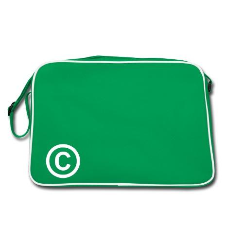 Copy-riiiiiiiight - Retro Bag