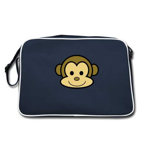 Munkey! - Retro Bag